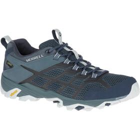 Merrell Moab FST 2 GTX Chaussures Homme, navy/slate